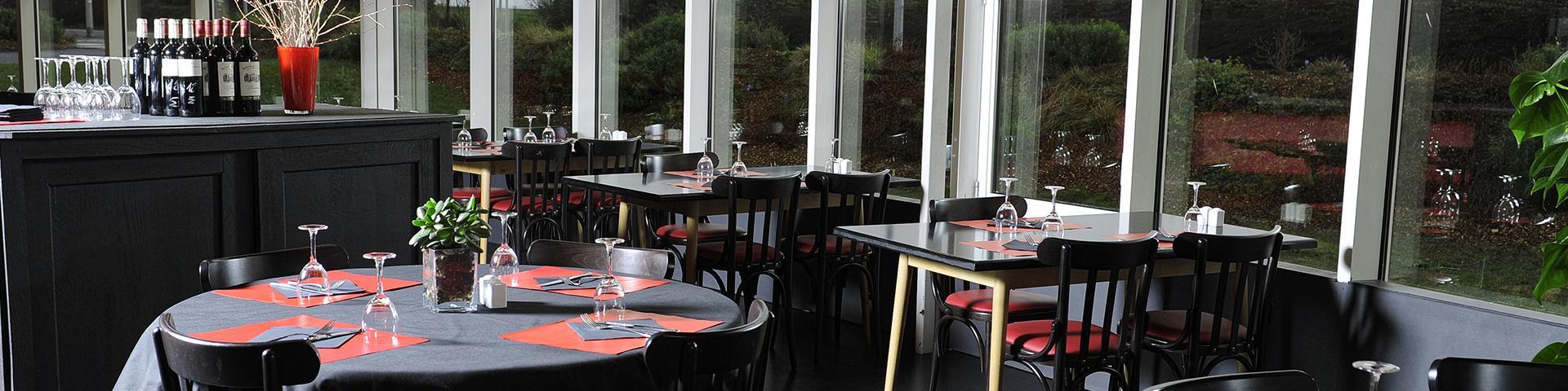 Restaurant L'entrepôt : Ambiance Bistrot à Lannion